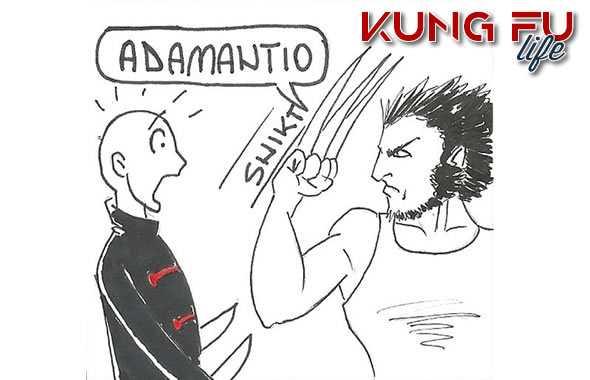 Lao Shi Mo vs Wolverine