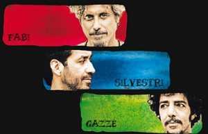 Fabi Silvestri Gazzé