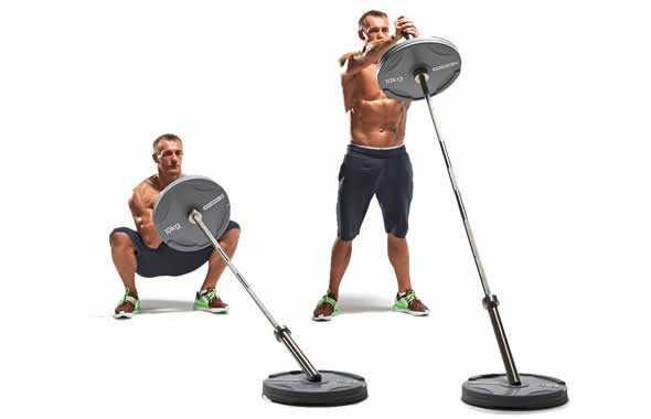 landime squat