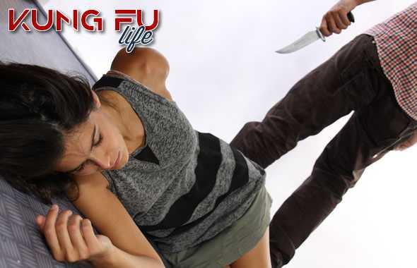 difesa personale femminile coltello Kung Fu Life