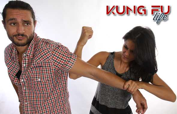 corsi di difesa personale femminile Kung Fu Life