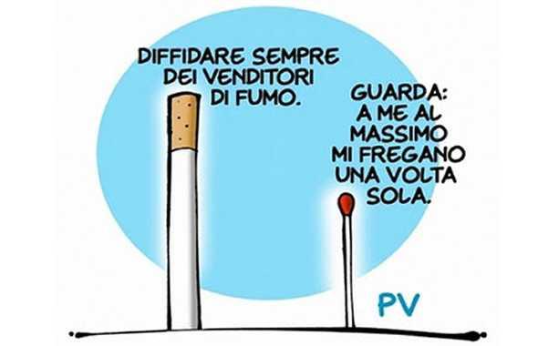 venditori di fumo