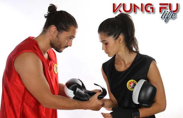 kung fu life sanda