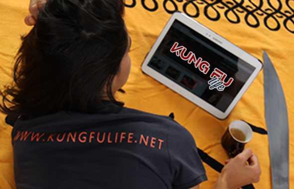 kung fu life pubblicizzare corsi di kung fu
