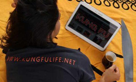 kung fu life web
