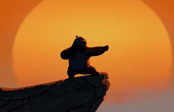 kung fu panda po