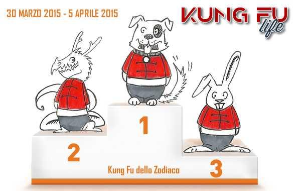 kung fu dello zodiaco podio 30 marzo 2015