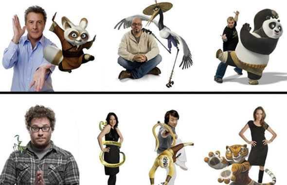 kung fu panda 3 doppiatori