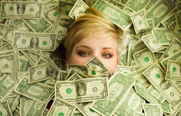 incassare soldi