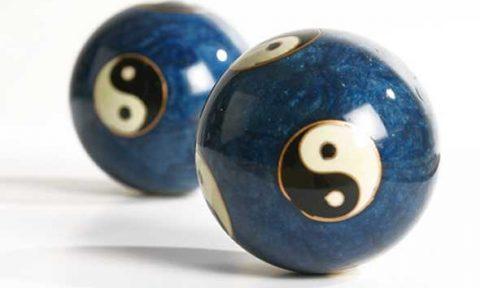 yin yang sfere