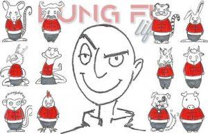 kung fu dello zodiaco maestro lao shi mo