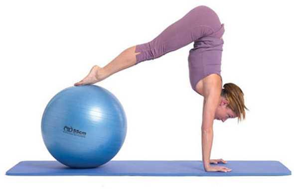 palla medica esercizio