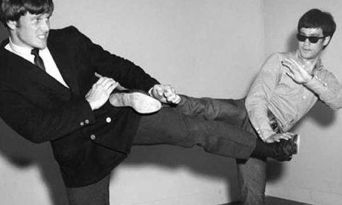 Bruce Lee calcio