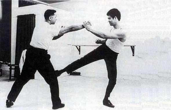 Bruce Lee Savate