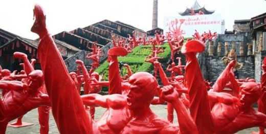 statue foshan