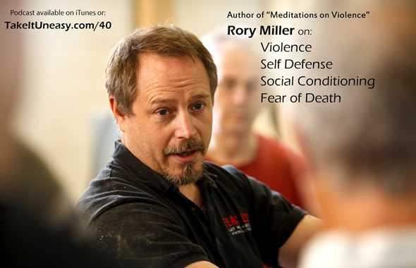 Rory Miller autodifesa