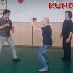 Kung Fu Life e Christian Kang Bachini
