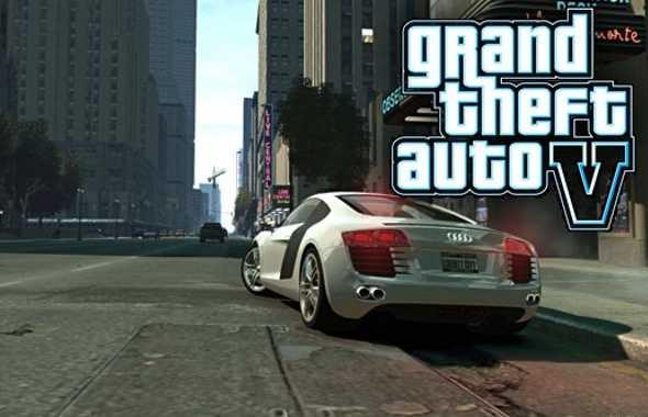 GTA Grand Thefet Auto