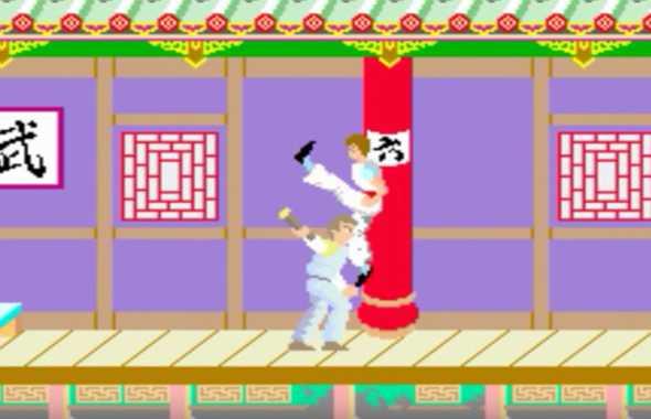 Kung Fu Master gioco