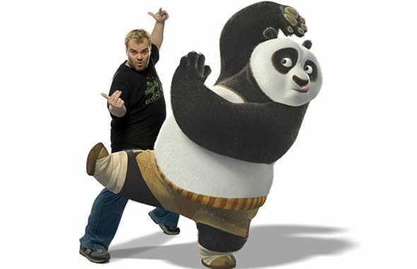 Kung Fu Panda 3 Jack Black