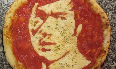 bruce lee pizza