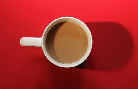 caffè tazzina