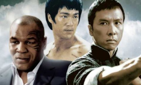 ip man 3 mike tyson bruce lee