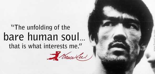 Bruce Lee anima