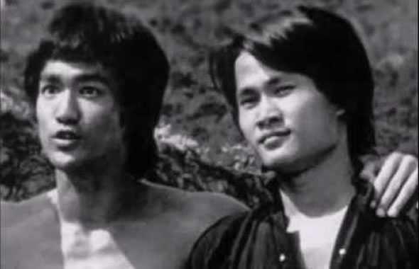 Bruce Lee e Lau Dai Chuen