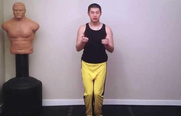 Wing Chun Kid