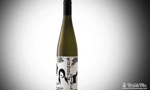 kung fu girl vino