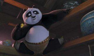 kung fu panda cibo spaccata