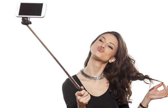 selfie cellulare
