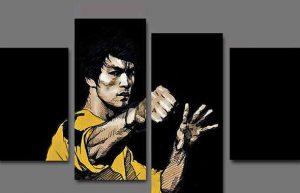 Bruce Lee quadro