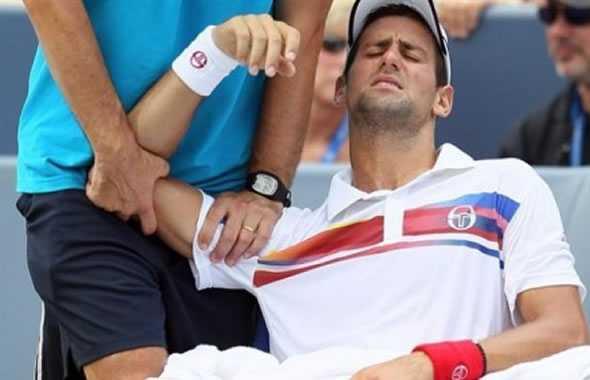 spalla tennista