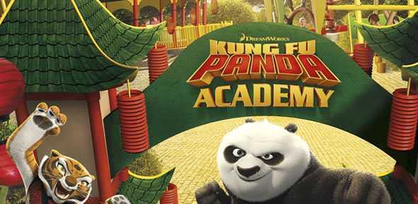 kung fu panda parco gardaland