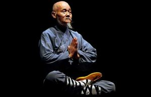 monaco shaolin meditazione