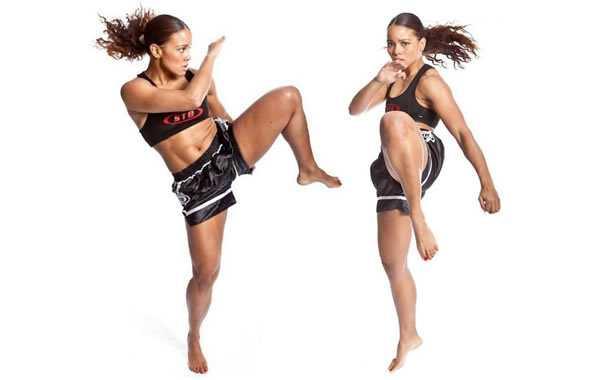 thai boxer donna