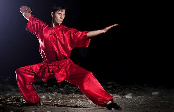 wushu Kung Fu Tradizionale