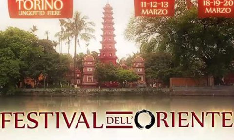 festival dell Oriente Torino 2016