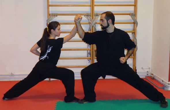 gong bu coppia preparazione fisica
