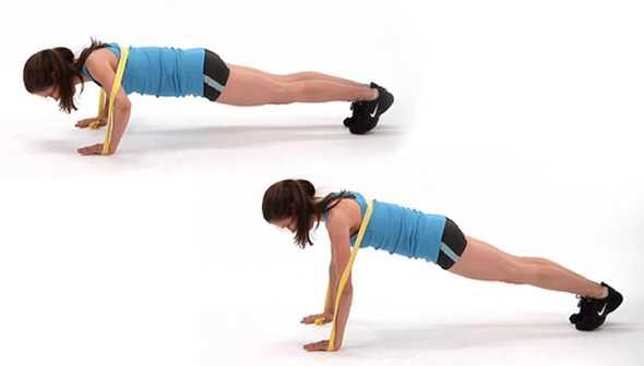 push up elastici