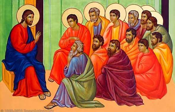 apostoli discepoli