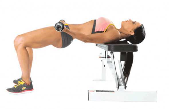 hip thrust panca