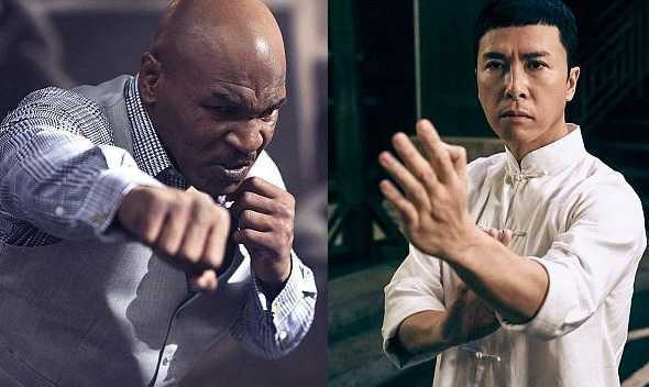 Ip Man 3 donnie yen mike tyson
