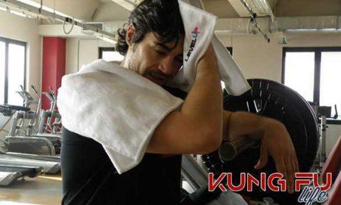 kung fu life allenamento recupero