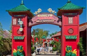 Kung Fu Panda Academy ingresso