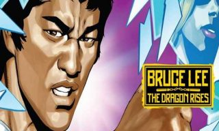 bruce lee fumetto