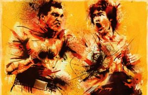 Muhammad Ali e Bruce Lee