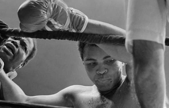 Muhammad Ali ring
